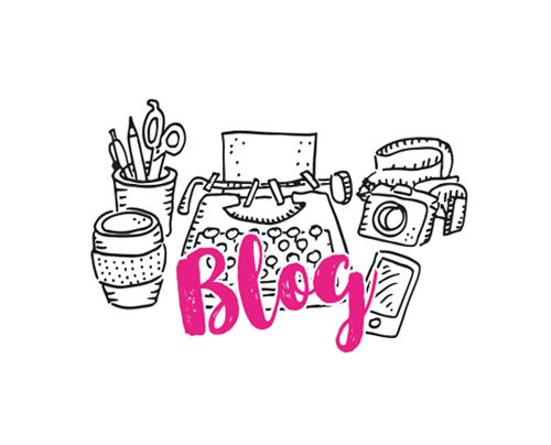 webshop blog illustraties