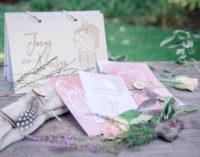 huwelijkshuisstijl gastenboek trouwkaarten menukaarten