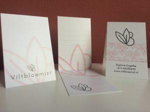 visitekaartjes logo huisstijl